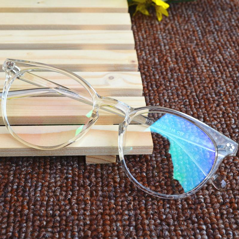 周扬青街拍白色框墨镜欧美大框瘦脸太阳镜复古女款蛤蟆镜近视眼镜
