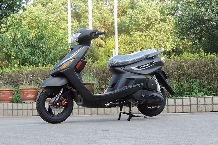 鬼火 RSZ鬼火摩托车 王野100cc发动机 女装踏板摩托车鬼火