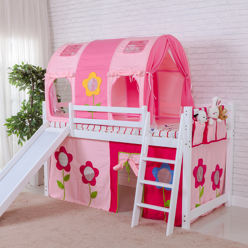 USD 107.50] Children's bed tent bed mantle bed bed canopy princess