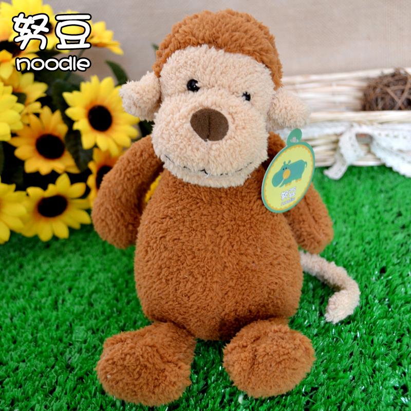 毛绒玩具包邮可爱娃娃小礼品公仔新年猴子长臂猴年吉祥物布艺