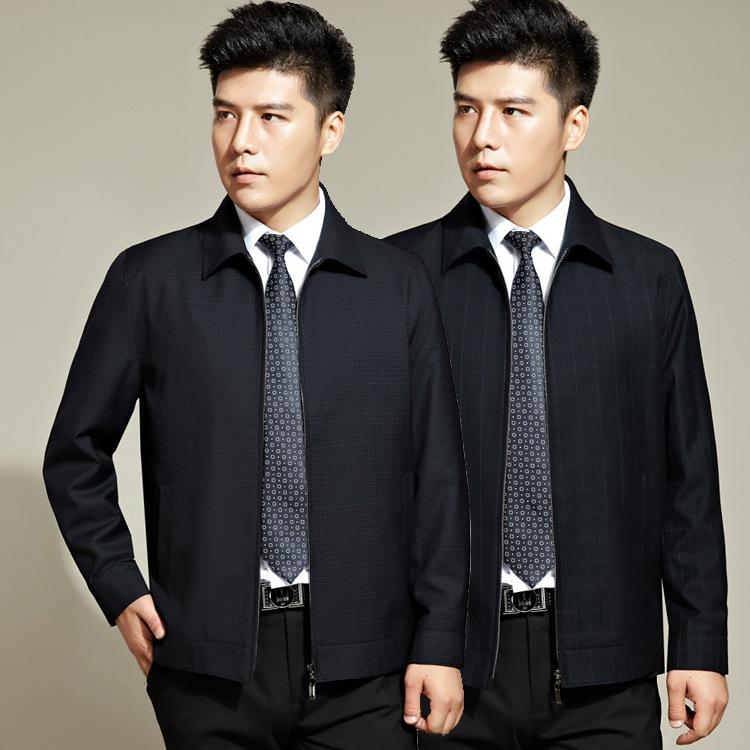 九牧王男装2016春专柜正品巴宝莉雅戈尔旗舰店代购仕东利外套夹克