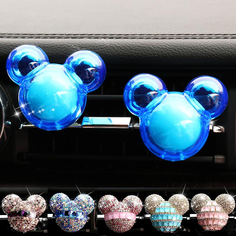 Nước hoa xe hơi xe điều hòa không khí cửa thoát khí nước hoa xe với hương liệu xe đồ trang sức trang sức trang trí mặt dây chuyền nguồn cung cấp