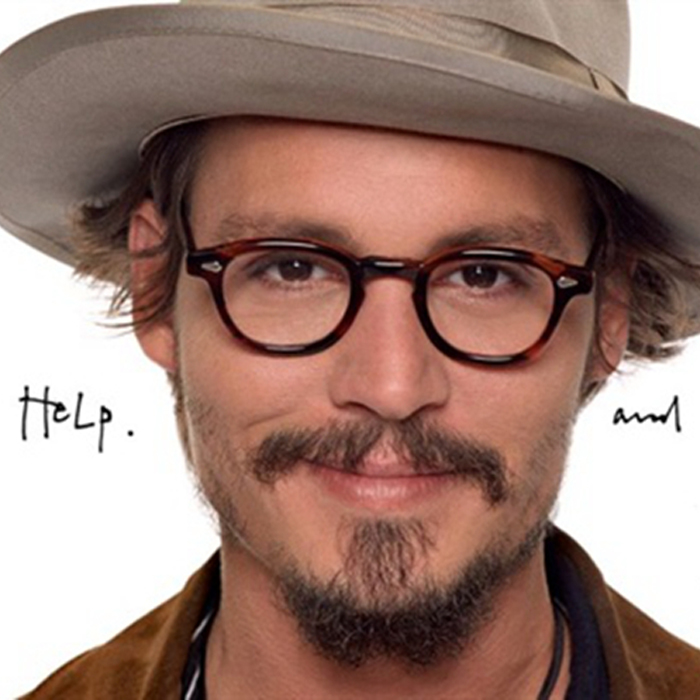 0b3ac1e9878 ... MOSCOT lemtosh tide men and women glasses frame Johnny Depp Yu Wenle  with the same paragraph ...