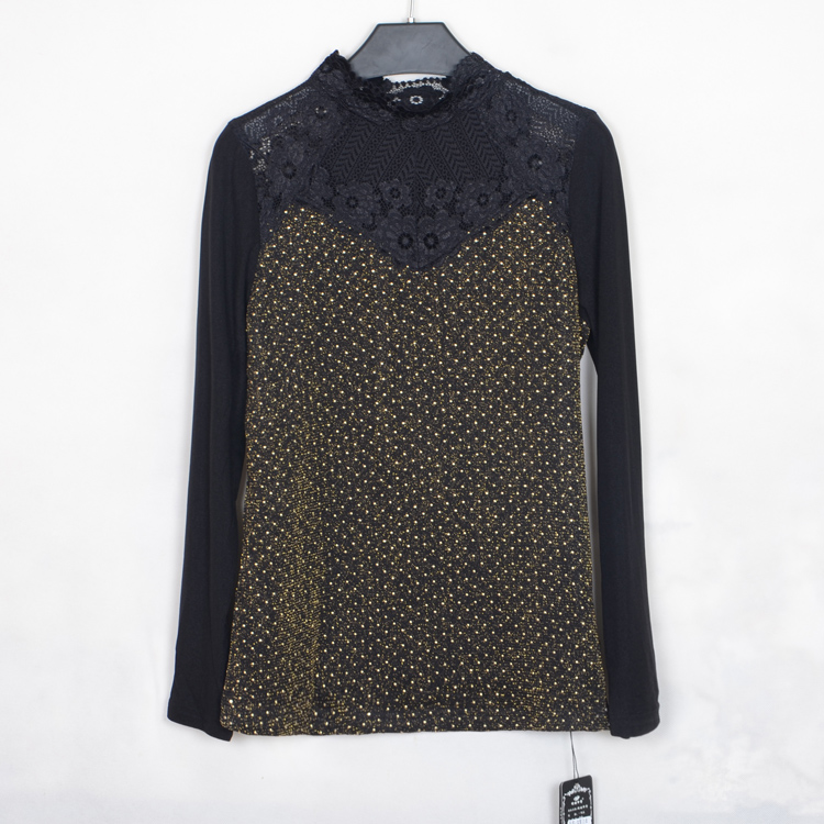 正品2014新款 时尚中艺A5112大码宽肩镶钻显瘦网纱吊带背心打底衫