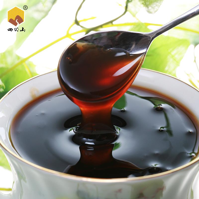 [2 бутылки] Синьшань сотовый экстракт натуральный сотовый мед 500 г