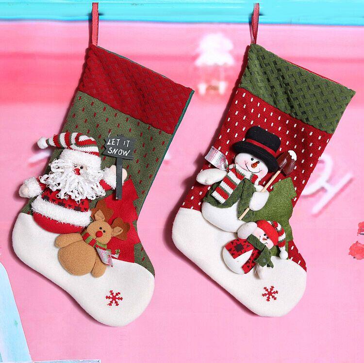 Рождественский носок Fair