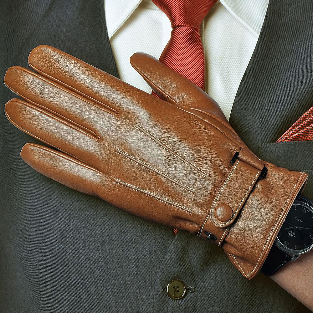 Mens leather kid gloves - Lightbox Moreview Lightbox Moreview Lightbox Moreview Lightbox Moreview Lightbox Moreview Prevnext Warmen Leather Gloves Men Winter