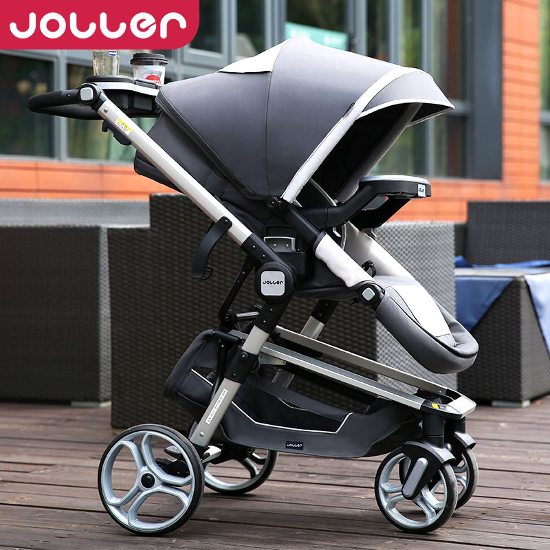 Joller Chimei Baby Stroller High View shock absorber light folding child trolley with reclining umbrella car & USD 676.44] Joller Chimei Baby Stroller High View shock absorber ... islam-shia.org
