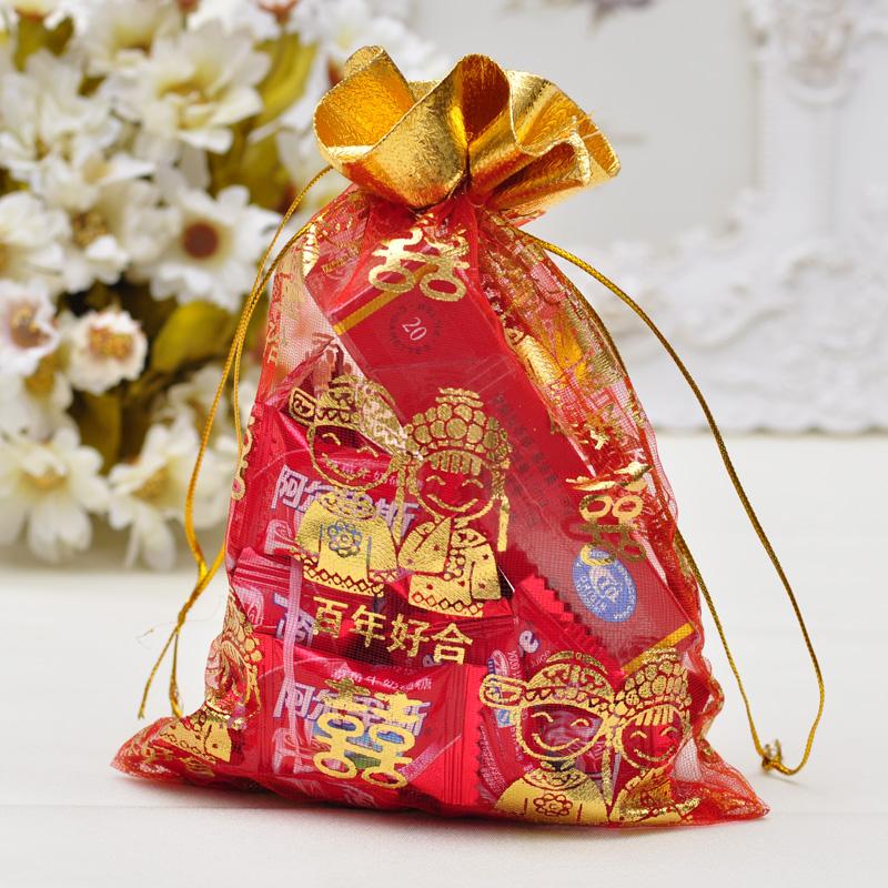 欧式创意 玫瑰花甜筒 蛋筒喜糖盒子 浪漫结婚个性纸盒 喜糖袋成品