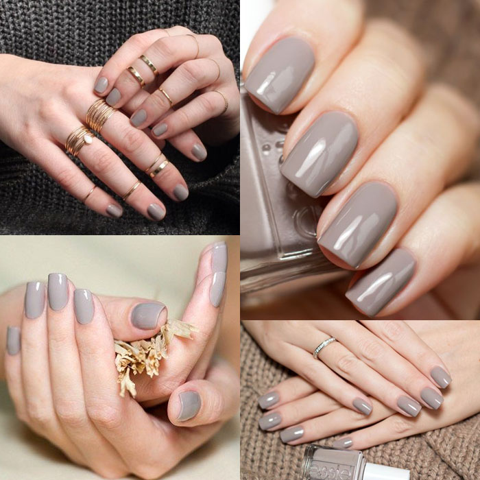 American Essie Nail Polish Master Plan Light Gray 779 Elegant Temperament Bare European Version 680