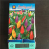 【Original color colorful pepper 8.0g】Pepper seeds Vegetable seeds Flowers and plants Balcony gardens