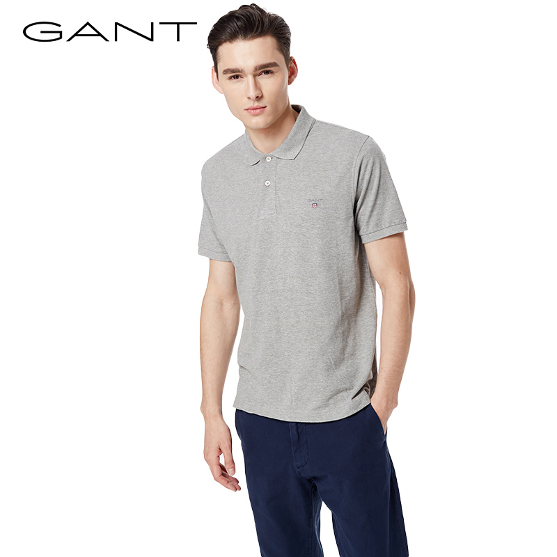 Usd gant gant mens multi color polo shirt cotton for Polo t shirts india