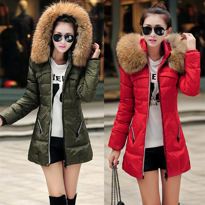 冬季ulzzang外套面包服女韩国棉衣过膝中长款棉袄羽绒棉棉服加厚