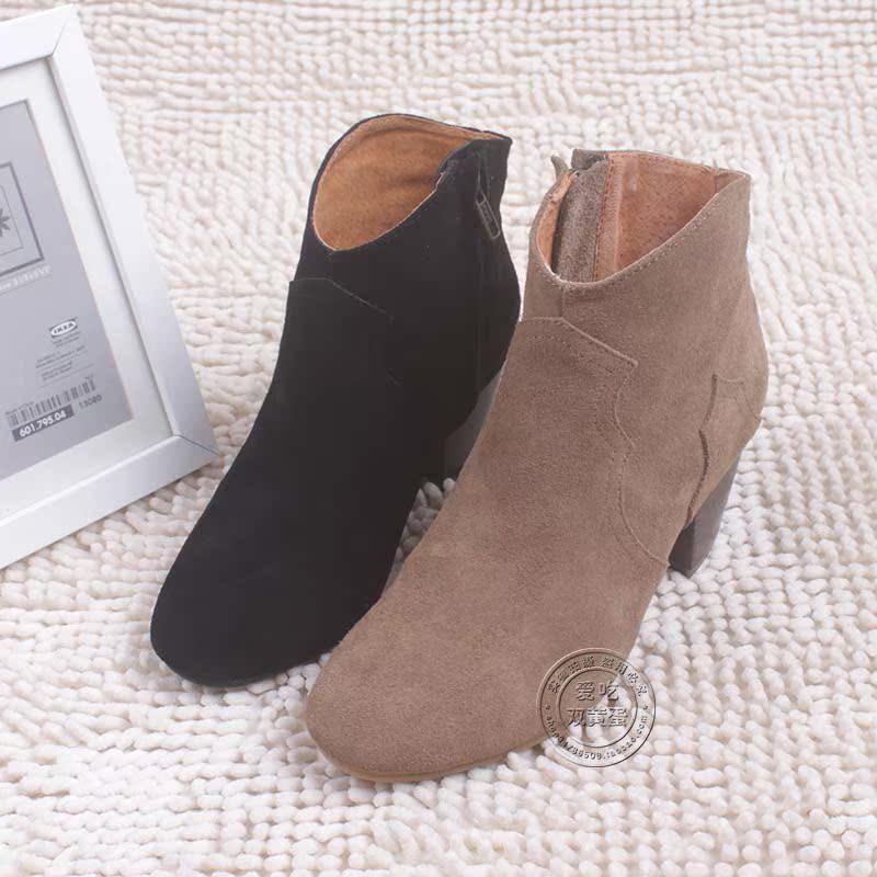 女童靴子2014秋款儿童靴子单秋靴时尚经典单靴春秋童靴新款真皮童