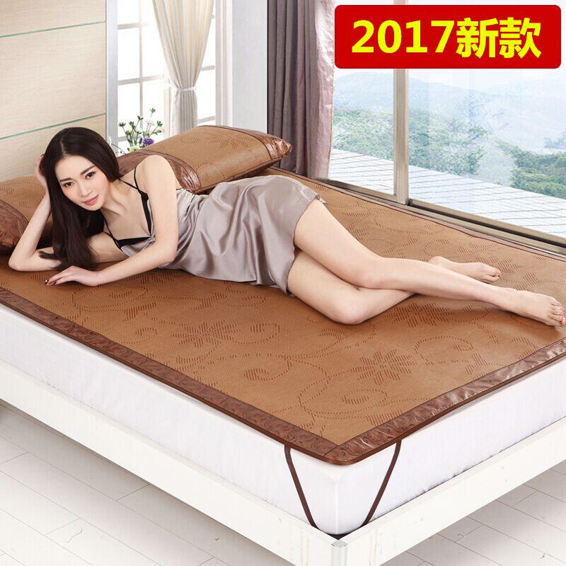 上下铺床学生宿舍单人床竹凉席0.95 1.2米小席子0.6 0.75 0.85米