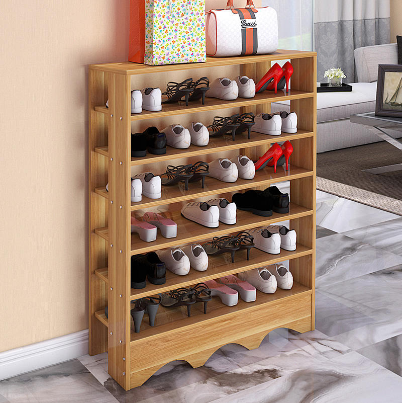 Superieur Tiger Du Simple Modern Shoe Multi Storey Economy Large Capacity Storage Rack  Home Thick Small