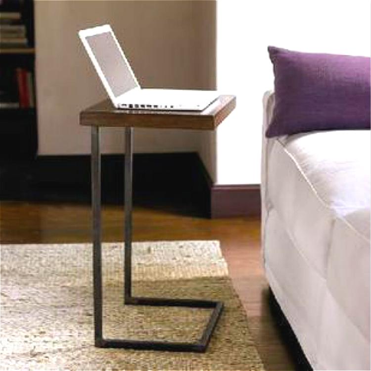 新款笔记本电脑桌床上边桌电话桌沙发边桌小茶几咖啡桌边桌包邮