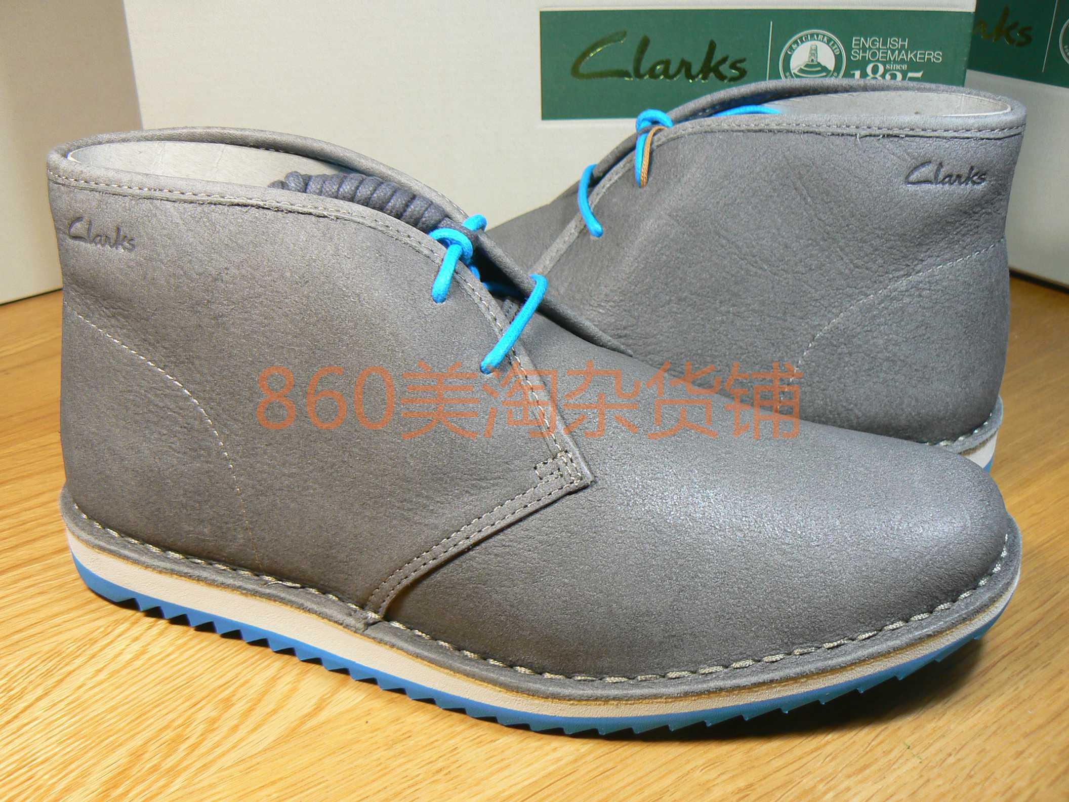 Ботинки мужские Clarks Maxim Top Chukka Boots
