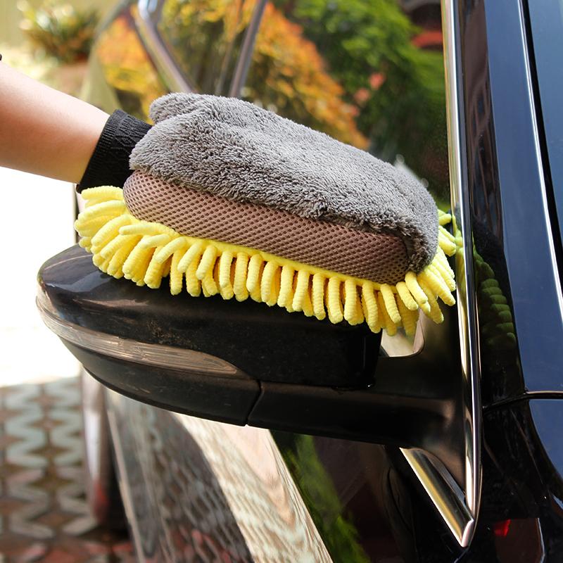 Варежка для мытья авто Li Che NET