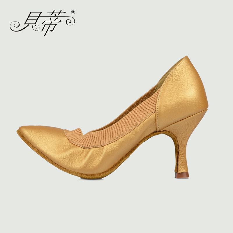 BD/ бетти обувь новый современный обувь женщина для взрослых мягкое дно гигабайт платить дружба танго быстро шаг танец обувной 191