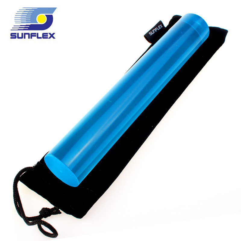 Genuine Germany SUNFLEX sunshine Crystal roll plastic stick pressure  plastic stick table tennis roll plastic stick b9c03509f