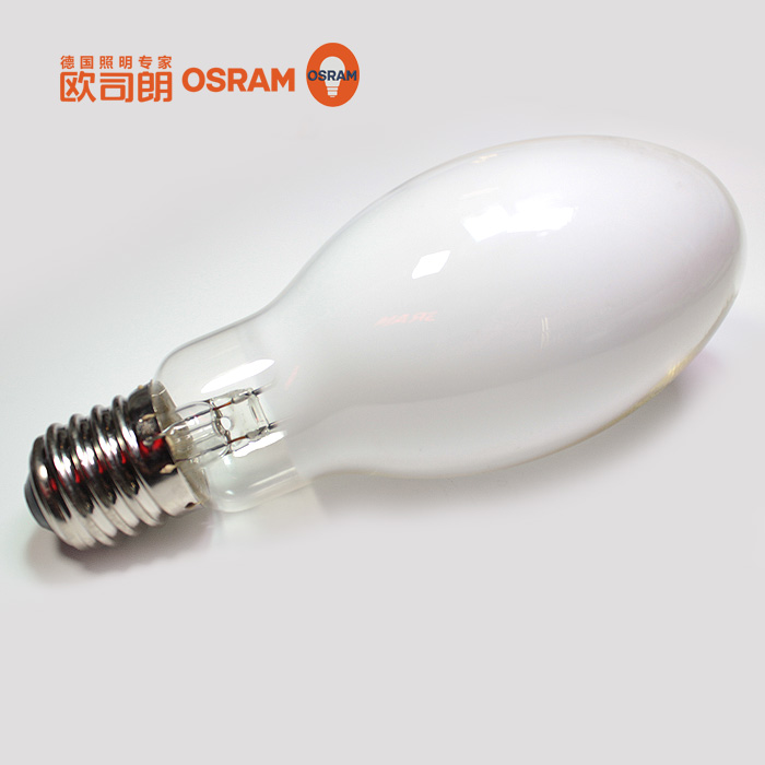 OSRAM HWL125W160W250W500W Self Ballasted Mercury Lamp Mercury Lamp Mercury  Tungsten Blended Light Lamp Street Light