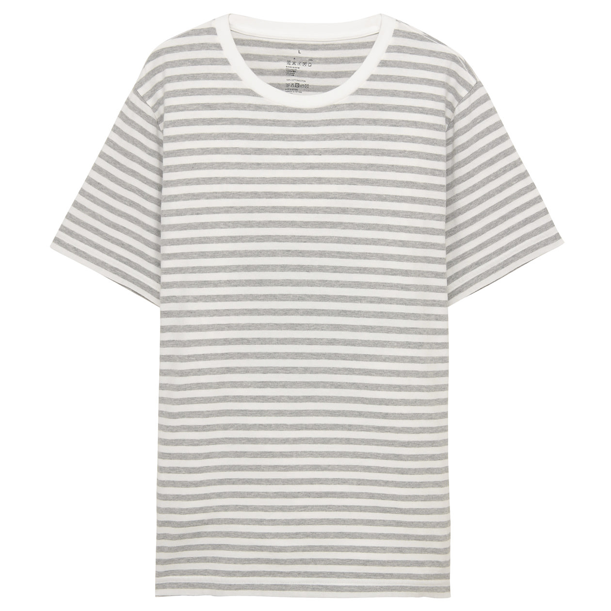 USD 26.71  Muji men s cotton striped T-shirt - Wholesale from China ... 4264bcc38