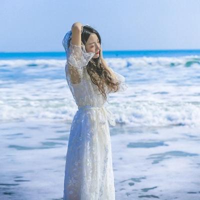 连衣裙长裙是鉴定女神的无忧标准! 服装 第2张