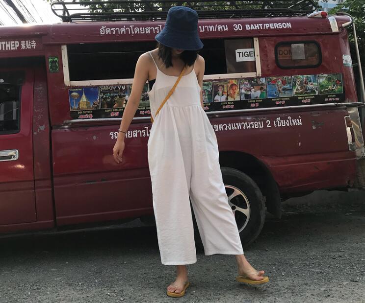 宽松的夏季裤子穿出你的时尚风 服装 第4张
