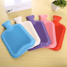 注水热水袋冲水老式橡胶热水袋痛经暖水袋充电暖宝宝贴橡胶热水袋