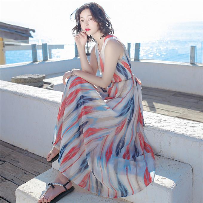 让这几款连衣裙帮你绽放迷人魅力 服装 第7张