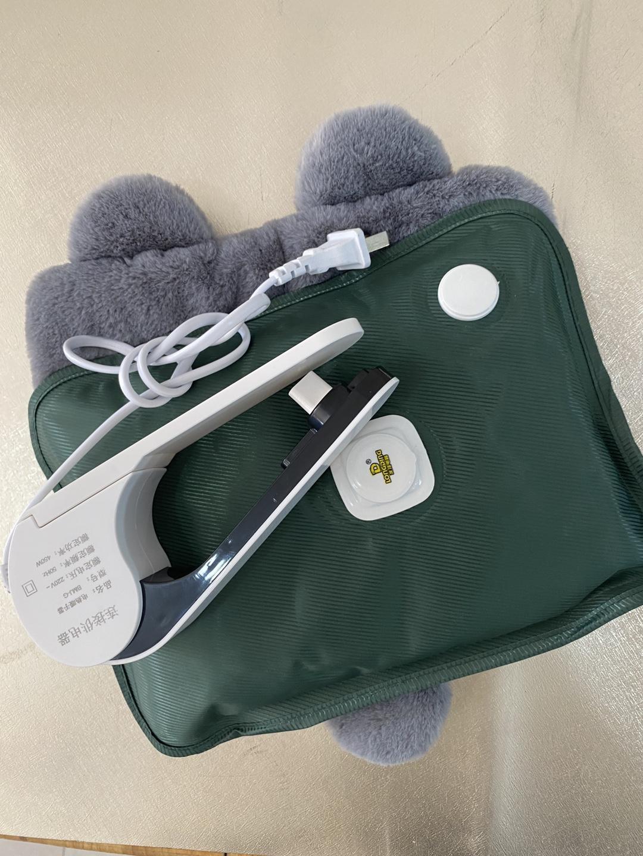 【秒杀价9.8!】安全防爆充电式热水袋