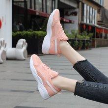 新款低帮鞋女鞋平底运动休闲鞋