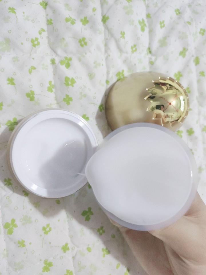 酵母卵壳夜间睡眠保湿面膜