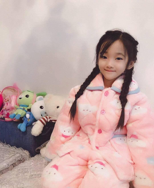 【三层夹棉】儿童加厚法兰绒睡衣套装