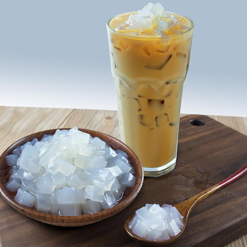 创实原味椰果肉,夏天做奶茶惊喜小礼物