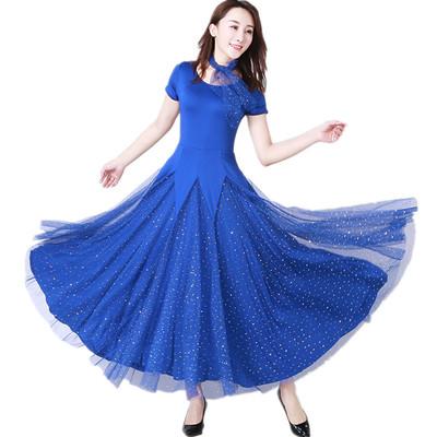 Women's Ballroom Dance Dresses Modern dress, Pendant dress, Waltz dress