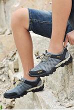夏季透气鞋休闲镂空网鞋运动涉水溯溪沙滩鞋