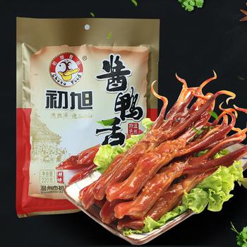 Мясные продукты,  Рано восходящее солнце официальный магазин вэньчжоу рано восходящее солнце бенджамин глава оригинал 240g или пикантность 220g нулю еда, цена 1170 руб