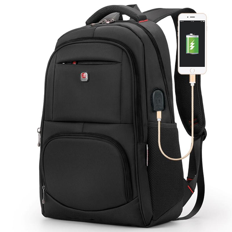 牛津布多功能商务休闲电脑旅行包