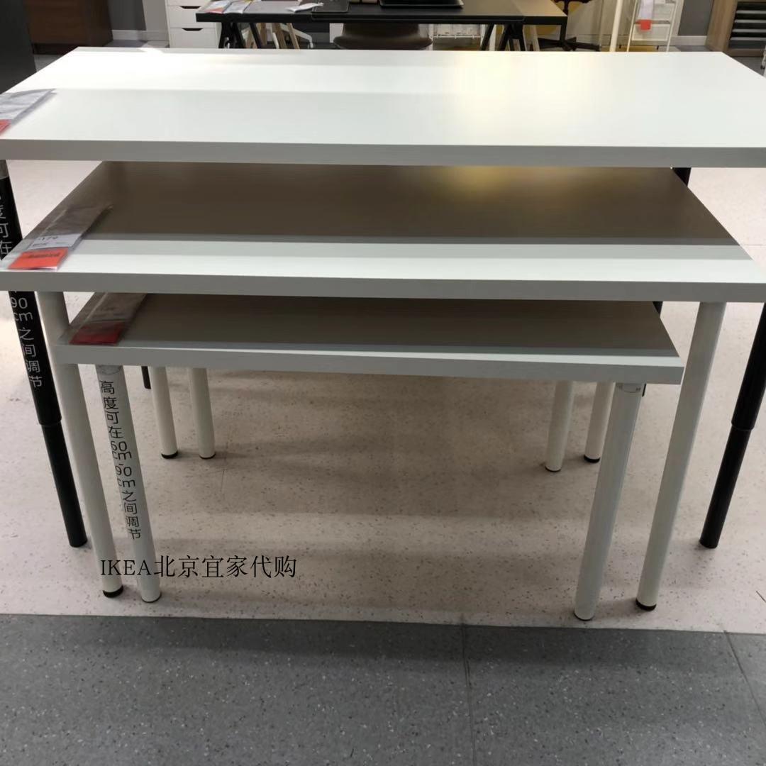 купить компьютерный стол икеа лаймон стол 12060 стол для ноутбука