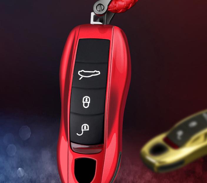皮革材质的车钥匙包的好处,你需要知道