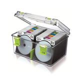 Гонконгский кардридер CD Storage Box 220 CD Cases CD большой емкости органайзер Коробка для хранения ящиков бесплатно