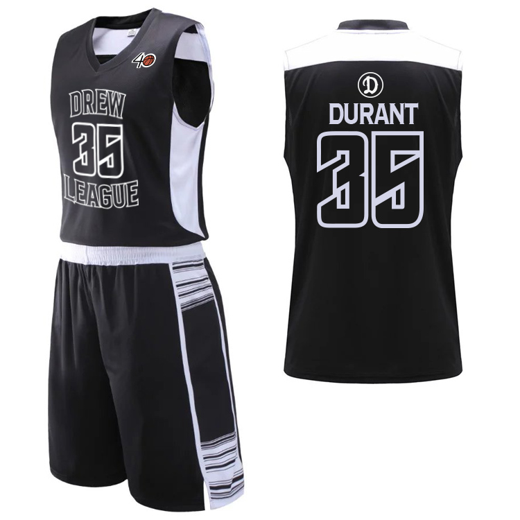 Drew League basketball clothing custom children s Jersey custom DIY uniforms  buy India Elite Basketball clothing cde4f7ad3