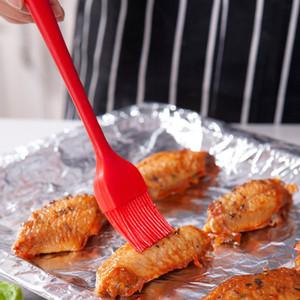 刮刀油刷硅胶家用烘焙蛋糕奶油刮板铲子抹刀小刷子厨房耐高温工具