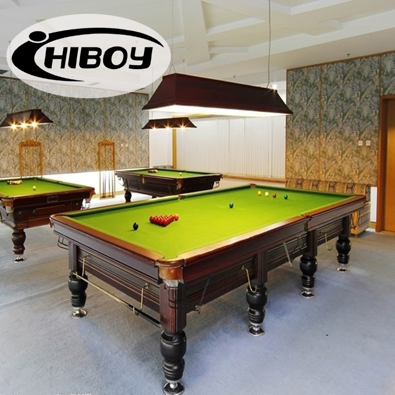 USD HIBOY International English Snooker Table Standard - Billiards ping pong table