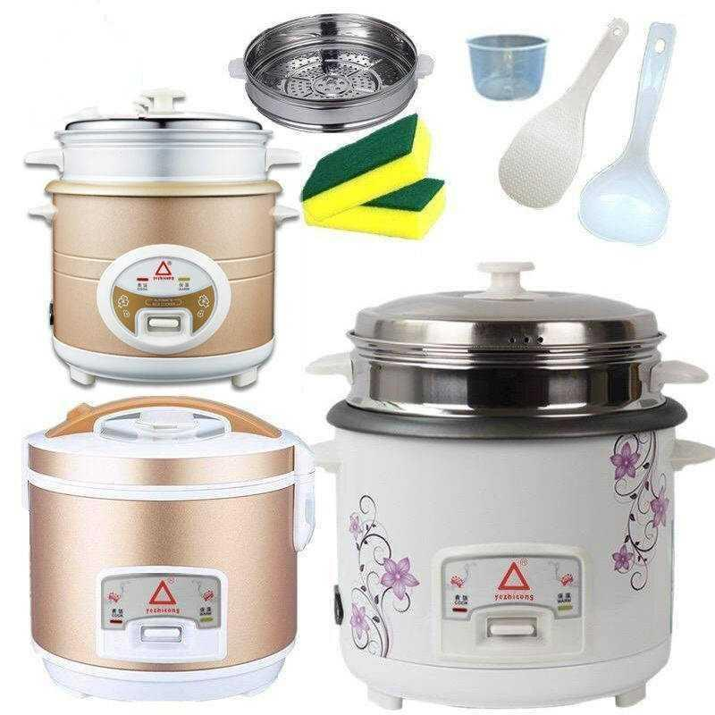 Old brand household old-fashioned rice cooker 2L4L5L large rice cooker Small dormitory mini special price
