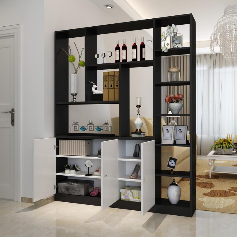 玄关柜隔断柜鞋柜现代简约门厅柜客厅装饰柜餐厅屏风柜置物架酒柜