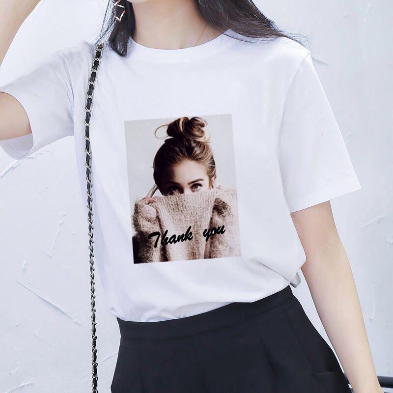 不起球百搭短袖女T恤夏季韩版新款宽松大码BF风时尚半袖女装上衣