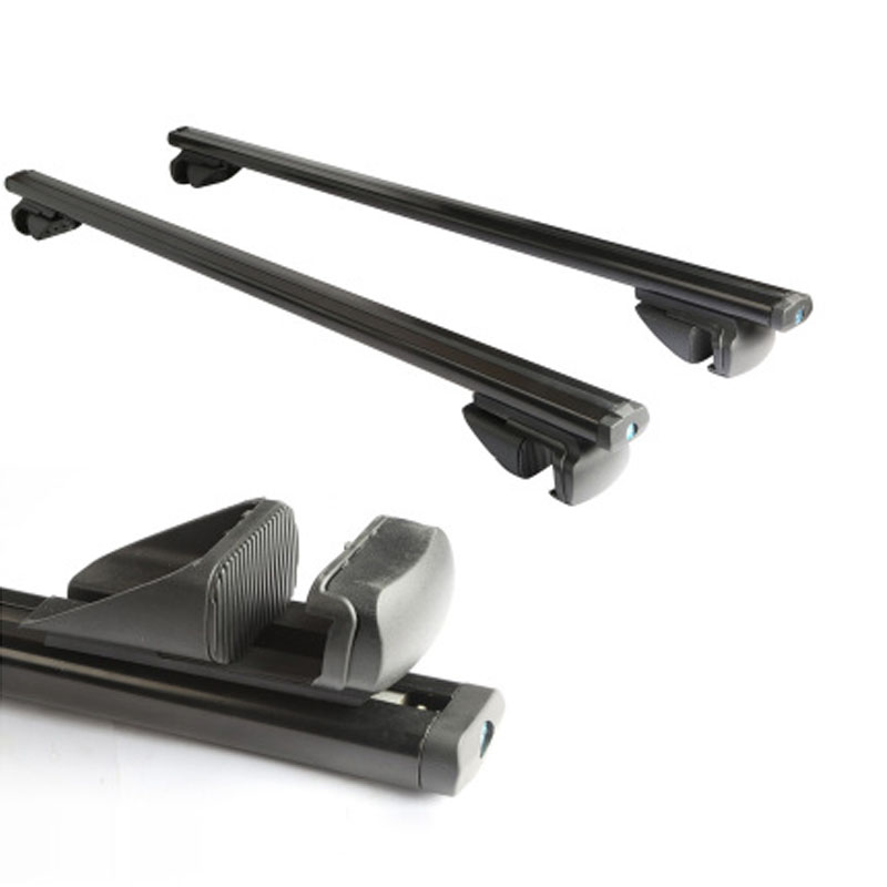 2pcs roof rack car roof carriers for mitsubishi pajero